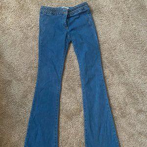 Veronica Beard High Rise Skinny Jeans Size 4